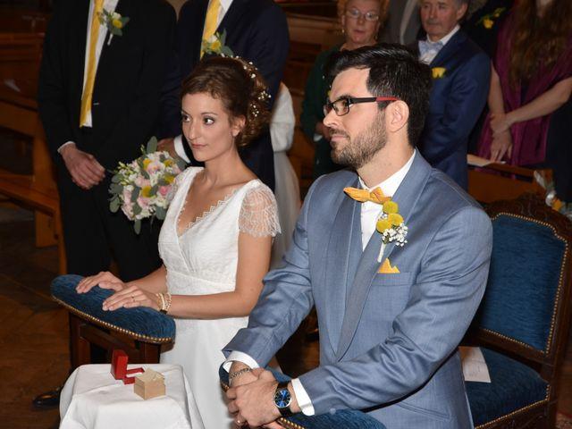 Le mariage de Lucas et Maëlle à Vincennes, Val-de-Marne 22