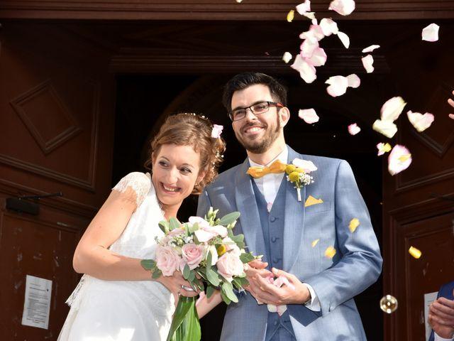 Le mariage de Lucas et Maëlle à Vincennes, Val-de-Marne 24
