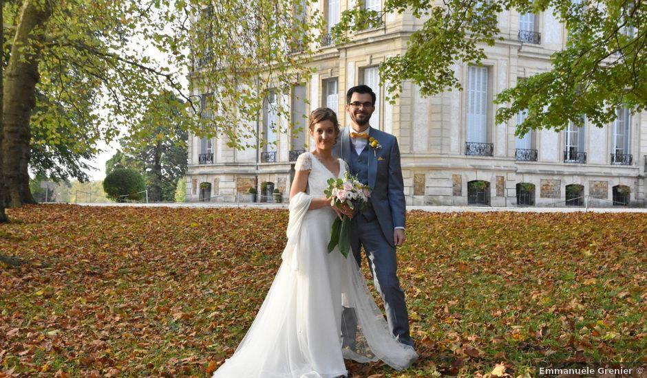 Le mariage de Lucas et Maëlle à Vincennes, Val-de-Marne
