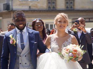 Le mariage de Chloé et Sika 1