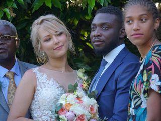 Le mariage de Chloé et Sika 3