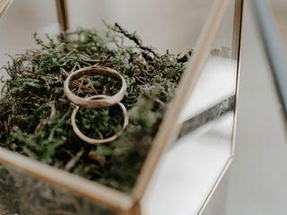 Le mariage de Olivia et Mayer 2