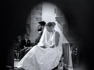 Le mariage de Anne et François