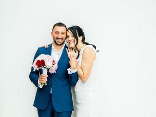 Le mariage de Mélanie et Marc
