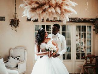Le mariage de Anaïs et Nathan