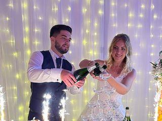 Le mariage de Fiona et Frédéric  1