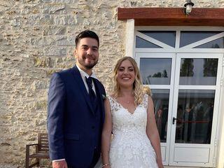 Le mariage de Fiona et Frédéric  2