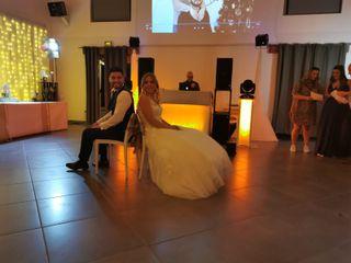 Le mariage de Fiona et Frédéric