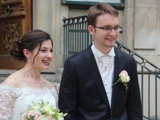 Le mariage de Thibaut et Bérénice