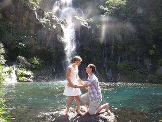 Le mariage de Sandy et Xavier 1