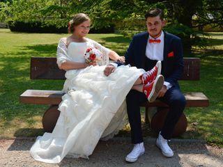 Le mariage de Félicia et Kevin