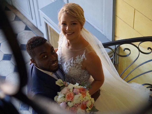 Le mariage de Chloé et Sika