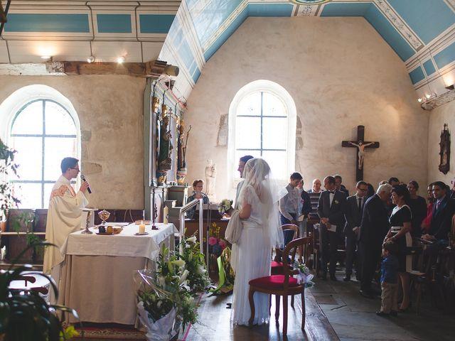 Le mariage de Charles et Alexandra à Quintin, Côtes d'Armor 60