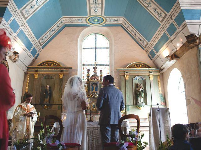 Le mariage de Charles et Alexandra à Quintin, Côtes d'Armor 61