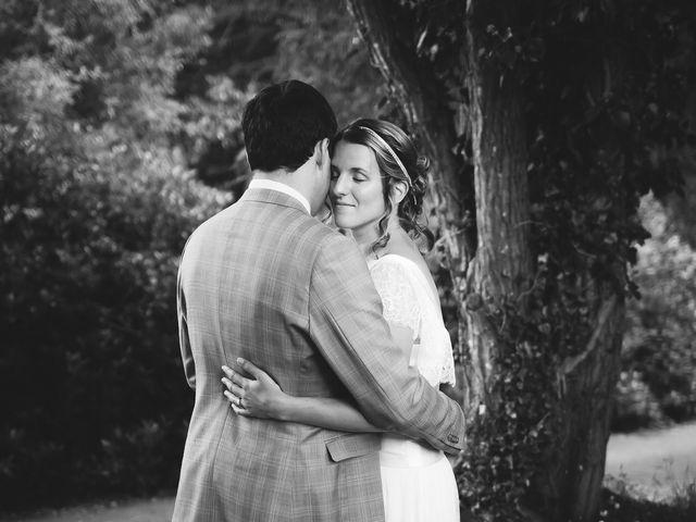 Le mariage de Charles et Alexandra à Quintin, Côtes d'Armor 1