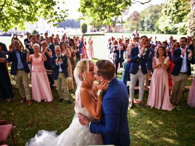 Le mariage de Sébastien et Cindy à Saulon-la-Chapelle, Côte d'Or 3