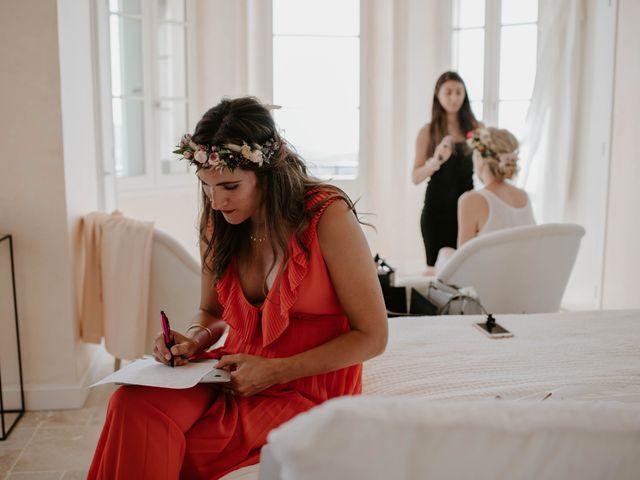 Le mariage de Mayer et Olivia à Le Castellet, Var 6