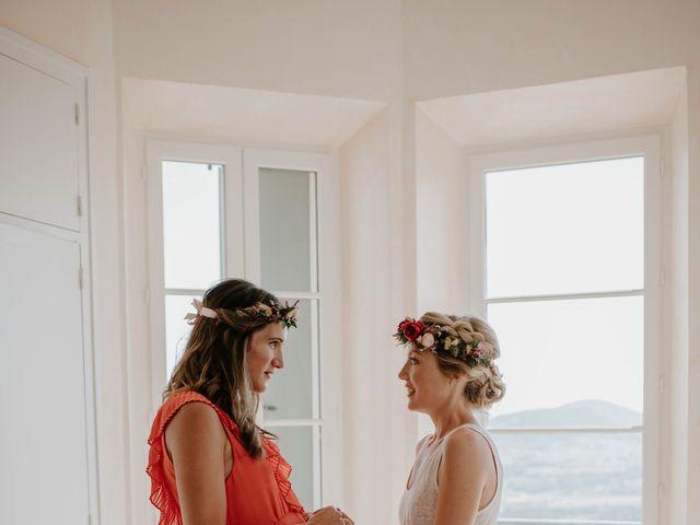 Le mariage de Mayer et Olivia à Le Castellet, Var 7