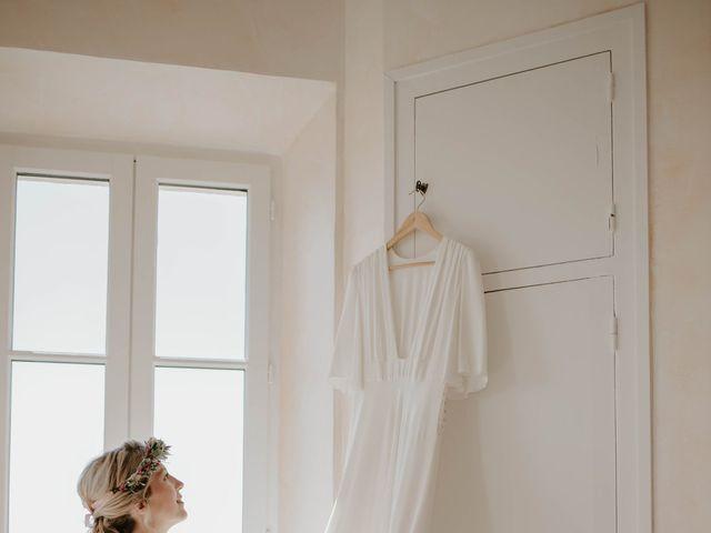 Le mariage de Mayer et Olivia à Le Castellet, Var 8