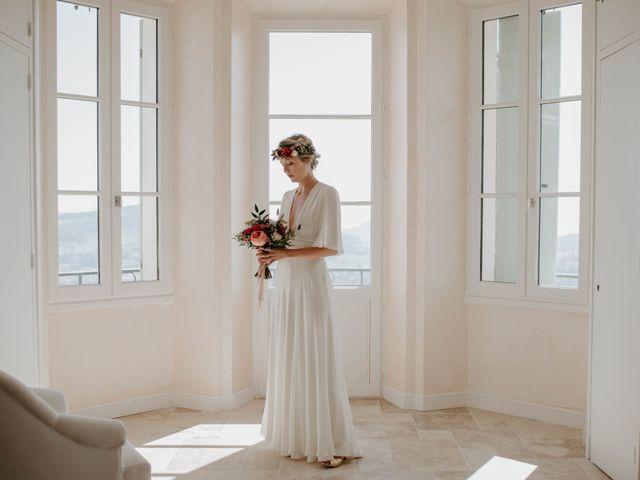 Le mariage de Mayer et Olivia à Le Castellet, Var 10