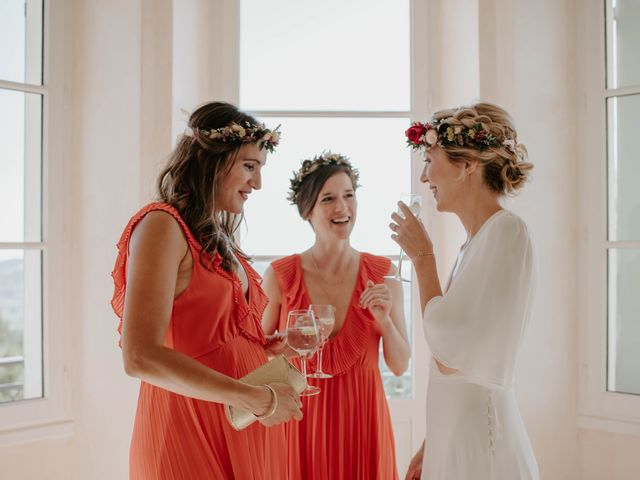 Le mariage de Mayer et Olivia à Le Castellet, Var 11