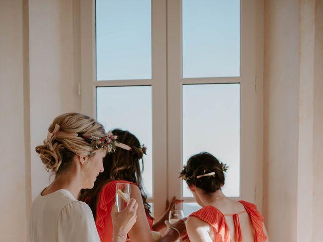 Le mariage de Mayer et Olivia à Le Castellet, Var 12