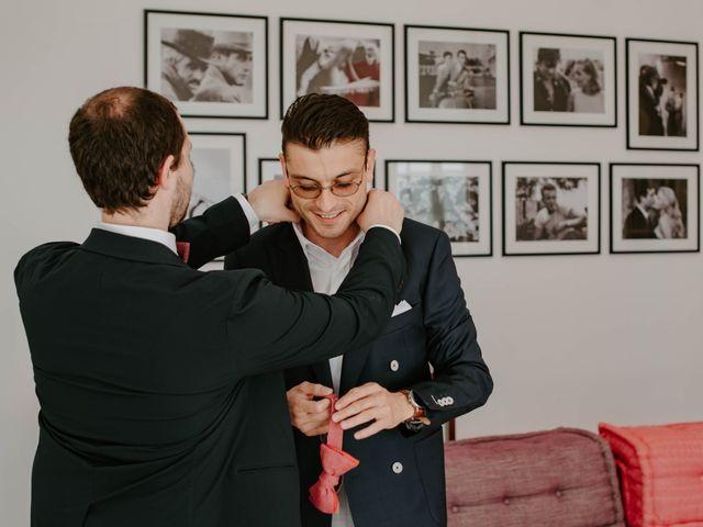 Le mariage de Mayer et Olivia à Le Castellet, Var 15