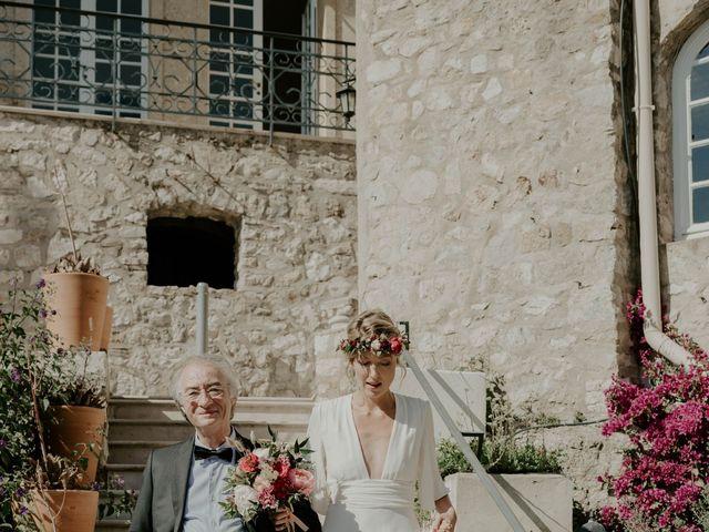 Le mariage de Mayer et Olivia à Le Castellet, Var 20