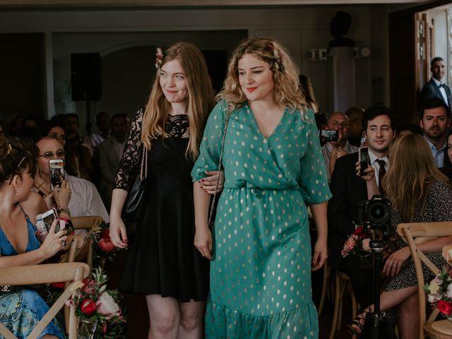 Le mariage de Mayer et Olivia à Le Castellet, Var 22