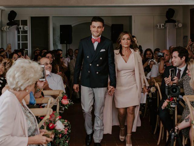 Le mariage de Mayer et Olivia à Le Castellet, Var 23