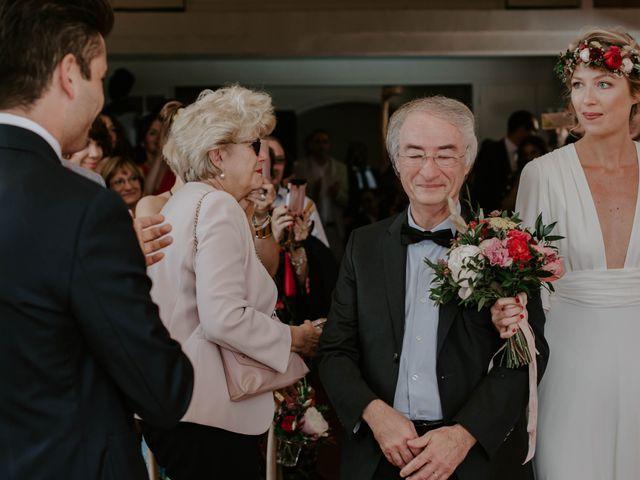 Le mariage de Mayer et Olivia à Le Castellet, Var 24