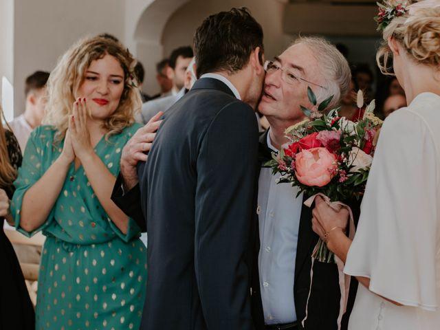 Le mariage de Mayer et Olivia à Le Castellet, Var 25