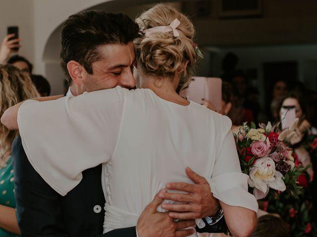 Le mariage de Mayer et Olivia à Le Castellet, Var 26