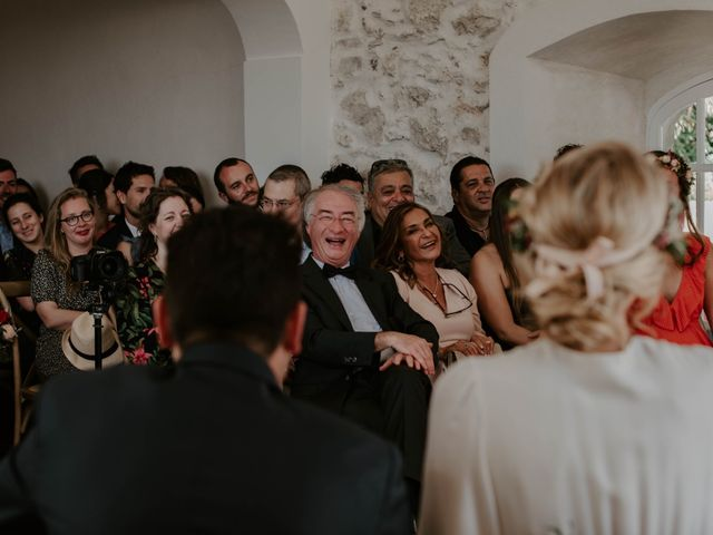 Le mariage de Mayer et Olivia à Le Castellet, Var 28