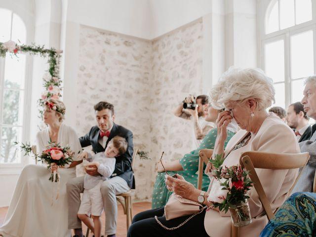 Le mariage de Mayer et Olivia à Le Castellet, Var 29