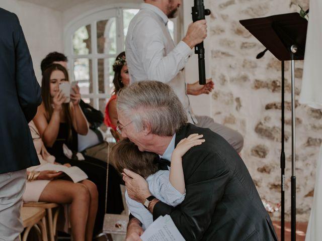 Le mariage de Mayer et Olivia à Le Castellet, Var 32
