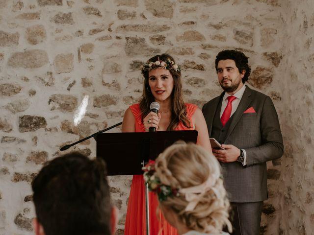 Le mariage de Mayer et Olivia à Le Castellet, Var 34