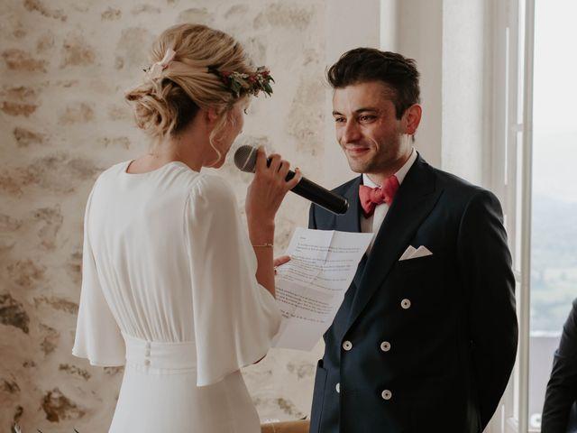 Le mariage de Mayer et Olivia à Le Castellet, Var 35