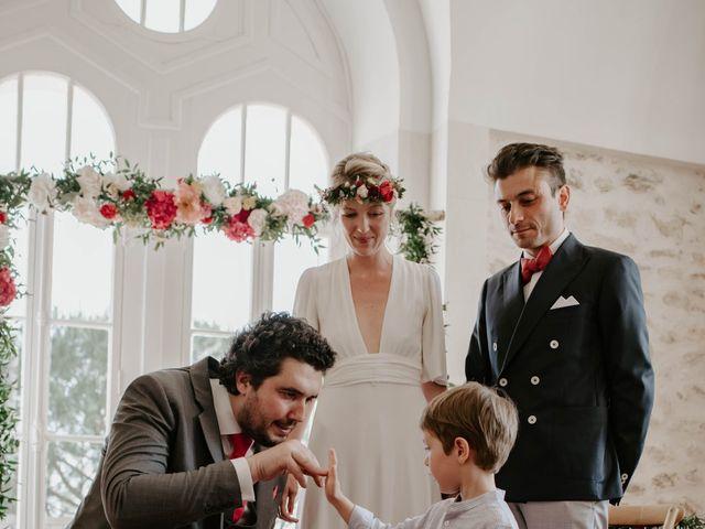 Le mariage de Mayer et Olivia à Le Castellet, Var 37