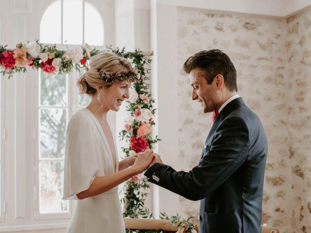 Le mariage de Mayer et Olivia à Le Castellet, Var 38