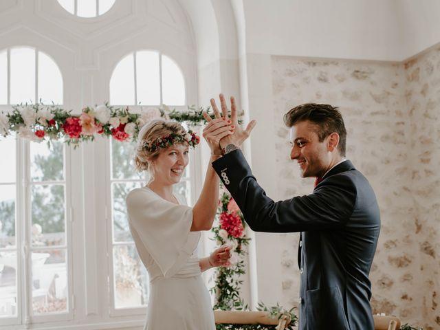 Le mariage de Mayer et Olivia à Le Castellet, Var 39