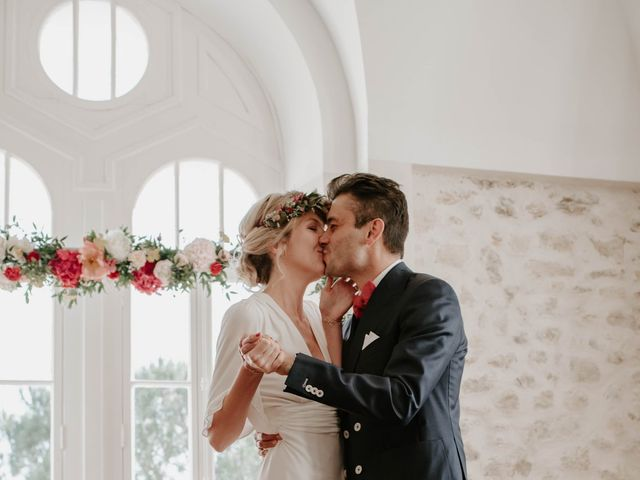 Le mariage de Mayer et Olivia à Le Castellet, Var 40