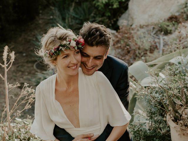 Le mariage de Mayer et Olivia à Le Castellet, Var 41