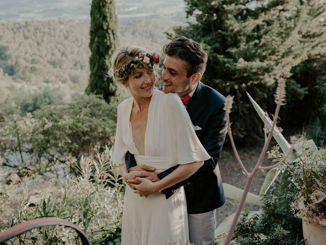 Le mariage de Mayer et Olivia à Le Castellet, Var 42