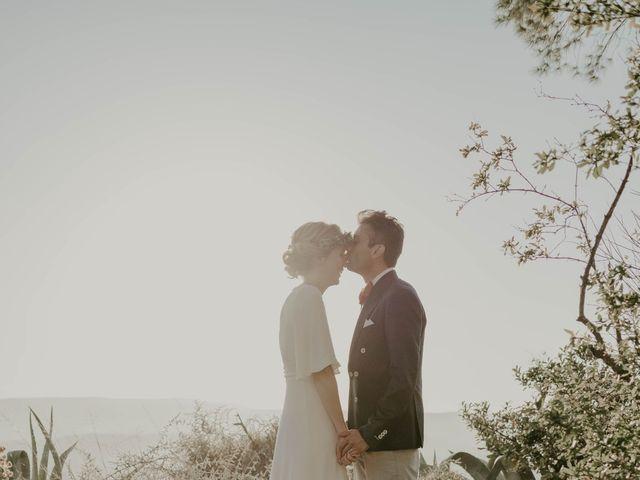 Le mariage de Mayer et Olivia à Le Castellet, Var 43