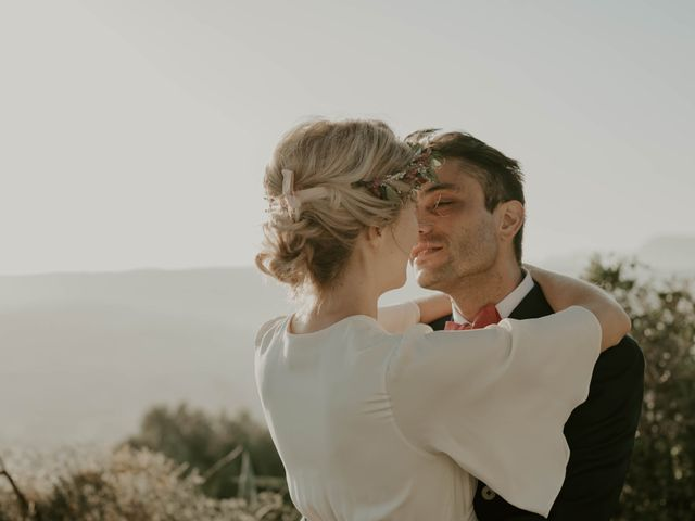 Le mariage de Mayer et Olivia à Le Castellet, Var 44