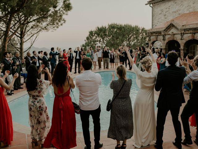 Le mariage de Mayer et Olivia à Le Castellet, Var 54