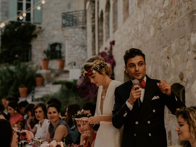 Le mariage de Mayer et Olivia à Le Castellet, Var 56