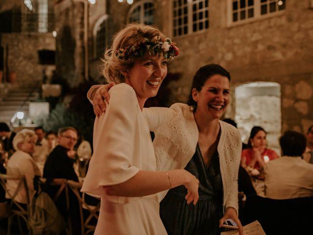 Le mariage de Mayer et Olivia à Le Castellet, Var 59