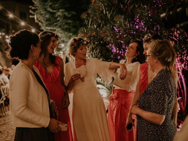 Le mariage de Mayer et Olivia à Le Castellet, Var 60